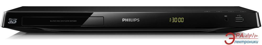 Blu-Ray плеер Philips BDP3380K/51