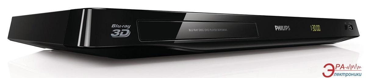 Blu-Ray плеер Philips BDP3385K/51