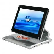 Портативный DVD-плеер Reellex DP-9311TVG Silver 24 бит / 96 кГц