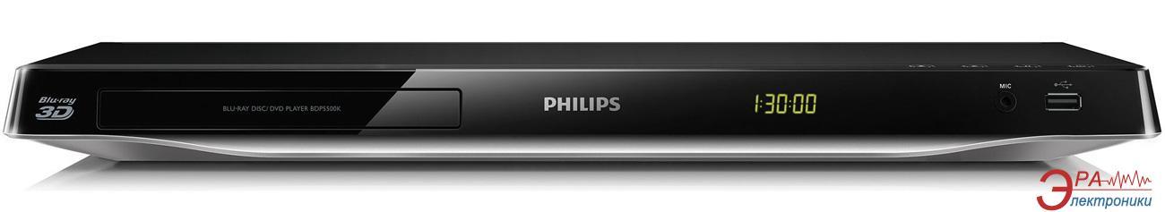 Blu-Ray плеер Philips BDP5500K/51