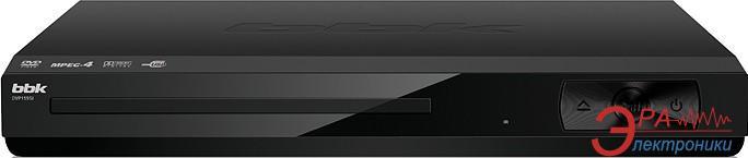 DVD плеер BBK DVP159SI Black