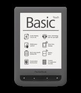 Электронная книга PocketBook Basic Touch 624 (PB624-Y-CIS) Grey