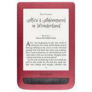 Электронная книга PocketBook 626 Touch Lux 3 (PB626(2)-R-CIS) Ruby Red