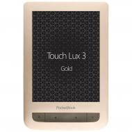 Электронная книга PocketBook 626 Touch Lux 3 (PB626(2)-G-CIS) Matte Gold