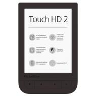 Электронная книга PocketBook 631 Touch HD 2 (PB631-2-X-CIS) Dark Brown