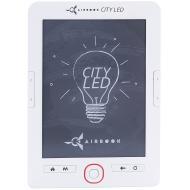 Электронная книга AirBook City LED Grey