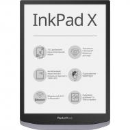 Электронная книга PocketBook 1004 InkPad X Metallic Grey (PB1040-J-CIS)