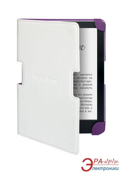 Обложка PocketBook for PB630 white / purple (PBPUC-630-WE)