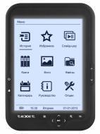 Электронная книга teXet TB-416FL Black
