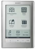 Электронная книга Sony PRS-600 Silver
