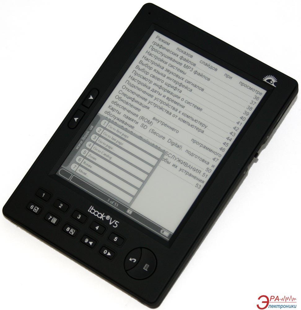 Электронная книга lBook eReader V5 Black