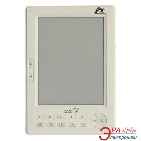 Электронная книга lBook eReader V5 White