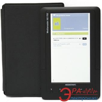 Электронная книга Assistant AE-702 Black