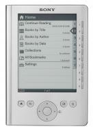 ����������� ����� Sony PRS-300 Silver