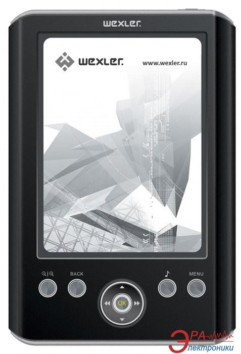 Электронная книга Wexler E5001 Blue\White