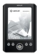 Электронная книга Wexler E5001 Black\Silver