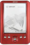 Электронная книга Wexler E5001 Red\White