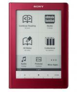 Электронная книга Sony PRS-600 Red
