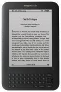 Электронная книга Amazon Kindle 3 +3G  Special Offers Graphite