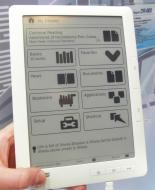 Электронная книга ASUS Eee Reader DR900 White