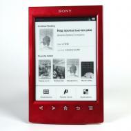Электронная книга Sony PRS-T2 Red