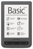 Электронная книга PocketBook Basic Touch 624 (PB624-Y-WW) Grey