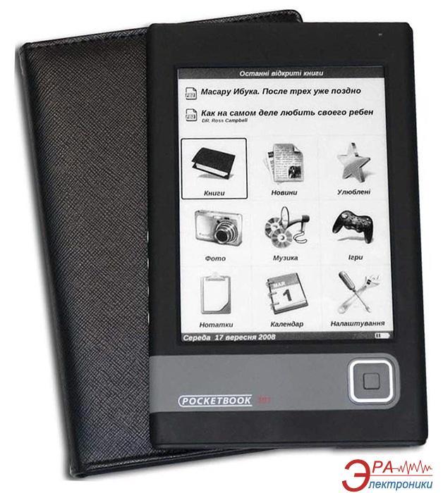 Электронная книга PocketBook 301 plus Comfort Black