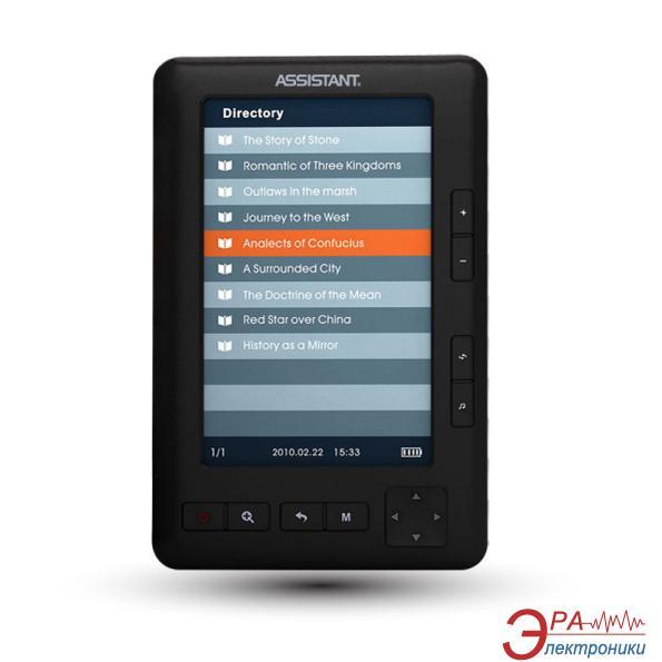 Электронная книга Assistant E-Book AE-501 Black