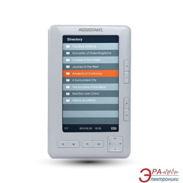 Электронная книга Assistant E-Book AE-501 Grey