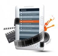 Электронная книга Assistant E-Book AE-501 White