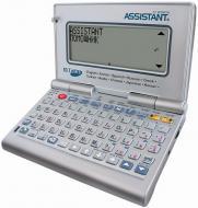 Электронный переводчик Assistant AT-2090A+mp3 плеер Assistant AM-08004 в подарок!