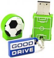 Флеш память USB 2.0 Goodram 4 Гб SPORT Football (PD4GH2GRFBR9)
