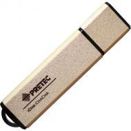 Флеш память USB Pretec 8 Гб i-Disk ChaCha Golden (X2U08G-C)