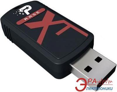 Флеш память USB 2.0 Patriot 32 Гб XT RAGE QUAD Channel (PEF32GRUSB)