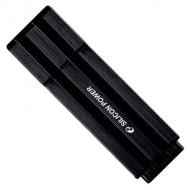 Флеш память USB 2.0 Silicon Power 8 Гб Ultima 110 Black (SP008GBUF2110V1K)