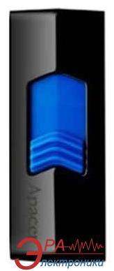 Флеш память USB Apacer 4 Гб AH332 Blue (AP4GAH332B-1)