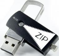 ���� ������ USB 2.0 Goodram 4 �� Zip (PD4GH2GRZIKR9)
