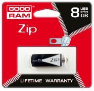 Флеш память USB 2.0 Goodram 8 Гб Zip (PD8GH2GRZIKR9)