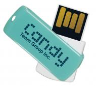 Флеш память USB 2.0 Team 4 Гб Candy Green