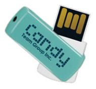 Флеш память USB 2.0 Team 8 Гб Candy Blue