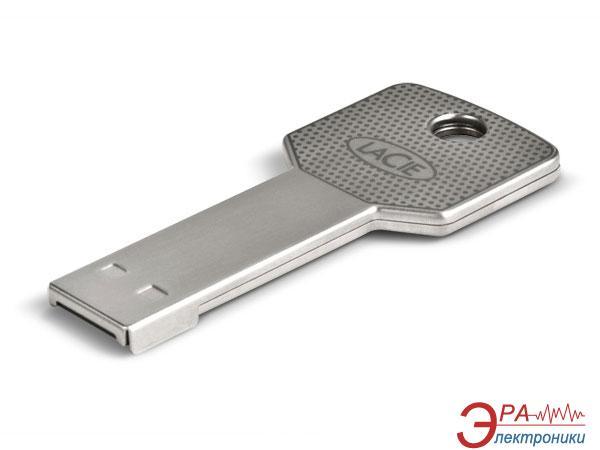 Флеш память USB 2.0 LaCie 4 Гб iamaKey