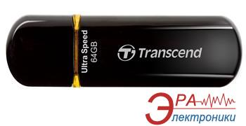 Флеш память USB 2.0 Transcend 64 Гб JetFlash 600 High Speed (TS64GJF600)