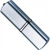 Флеш память USB 2.0 Silicon Power 4 Гб LuxMini 720 Blue (SP004GBUF2720V1B)