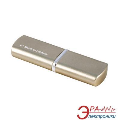 Флеш память USB 2.0 Silicon Power 4 Гб LuxMini 720 Gold (SP004GBUF2720V1G)