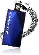 ���� ������ USB 2.0 Silicon Power 4 �� Touch 810 Blue (SP004GBUF2810V1B)