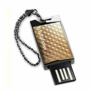 Флеш память USB 2.0 Silicon Power 4 Гб Touch 851 Gold (SP004GBUF2851V1G)