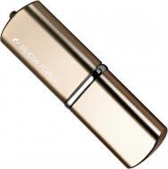���� ������ USB 2.0 Silicon Power 16 �� LuxMini 720 Gold (SP016GBUF2720V1G)