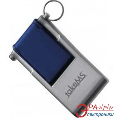 Флеш память USB 2.0 TakeMS 4 Гб Twirl Blue (TMS4GUTWL1R01)
