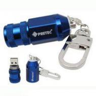���� ������ USB 2.0 Pretec 8 �� Racing Nut Blue (RAN08G-BG)