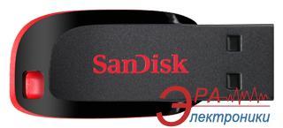Флеш память USB 2.0 SanDisk 8 Гб Cruzer Blade White (SDCZ50C-008G-B35W)